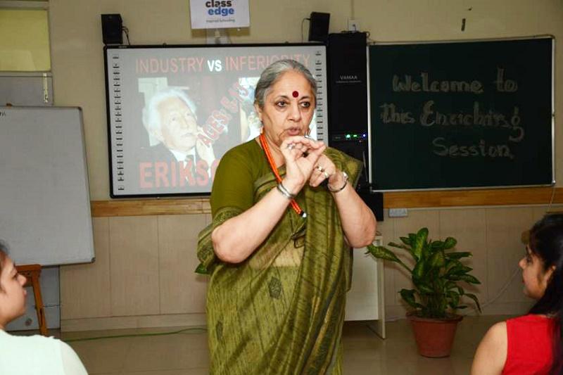Orientation Session Ms. Preminda Langar