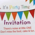 Organizing a Party