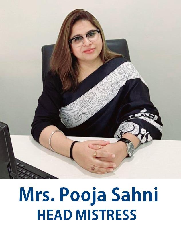 Mrs. Pooja Sahni
