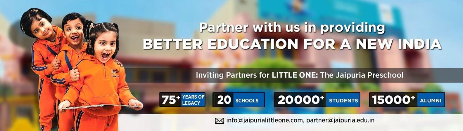 Jaipuria-Littleone-Preschool-Kanpur-Admission-Open
